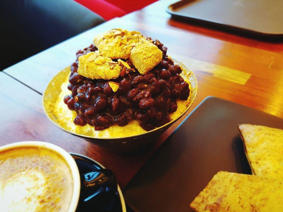 CAFE BIYUL 팥빙수 First Eyeem Photo