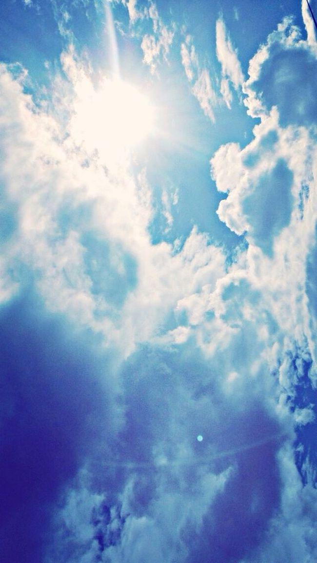 Sky First Eyeem Photo