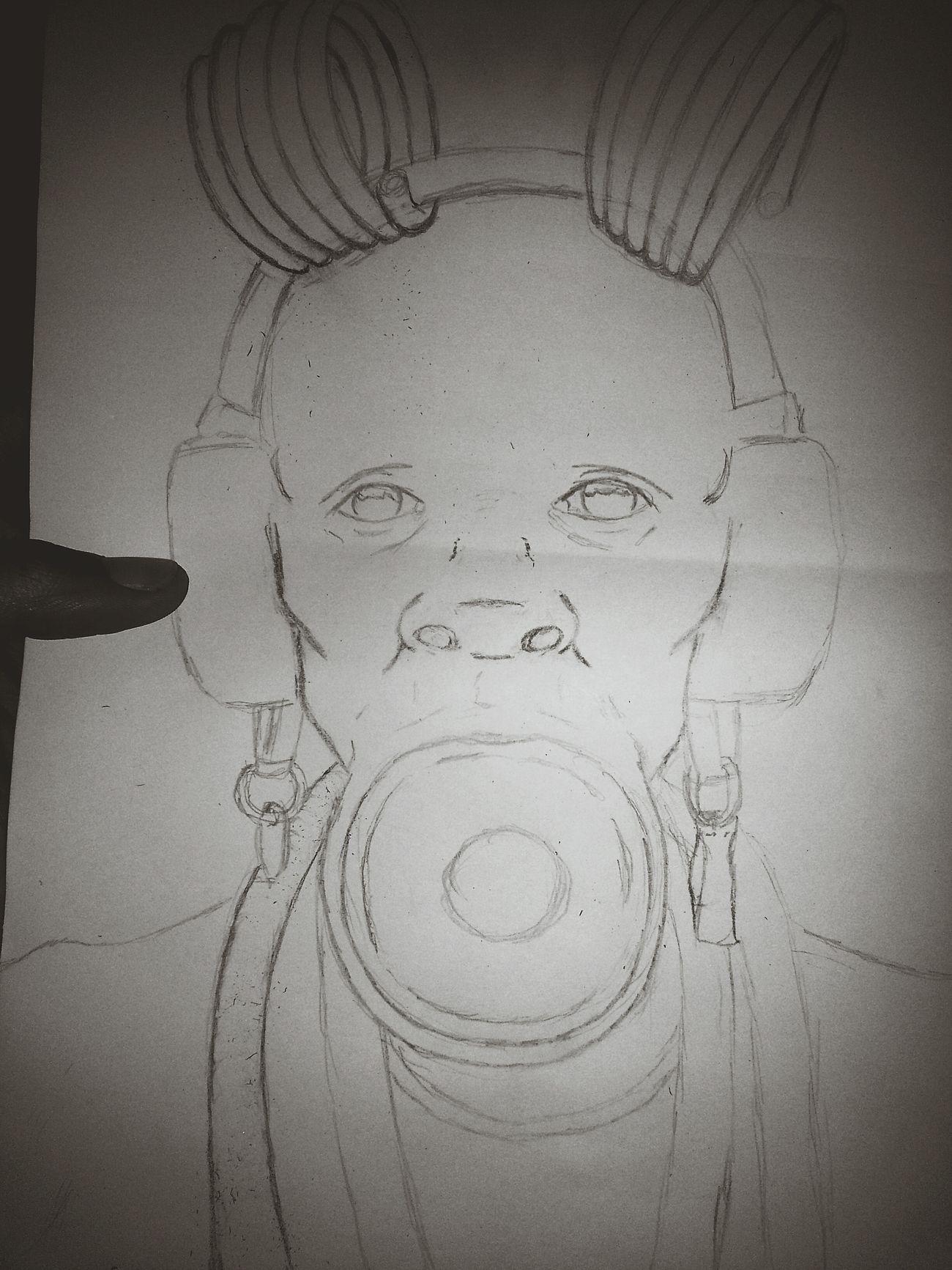 Art Art, Drawing, Creativity Skills  Unfinished_art
