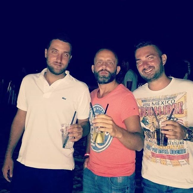 Salentoesoncontento Salento2015 Holidays Italyiloveyou Friends Night Cool Beachparty Beach Party Partytime Me Likeforlike Like4like Instadaily Photooftheday Followme Igersalento Igers Instalike