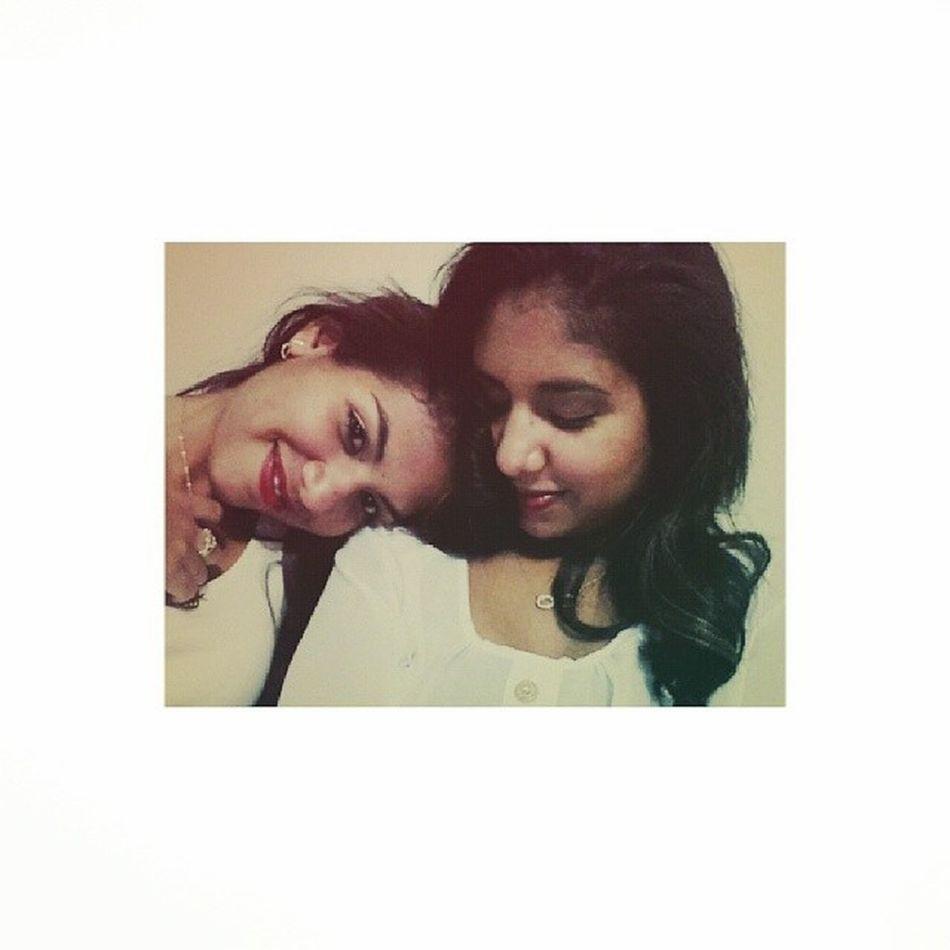 I love you ❤ Baby Sis