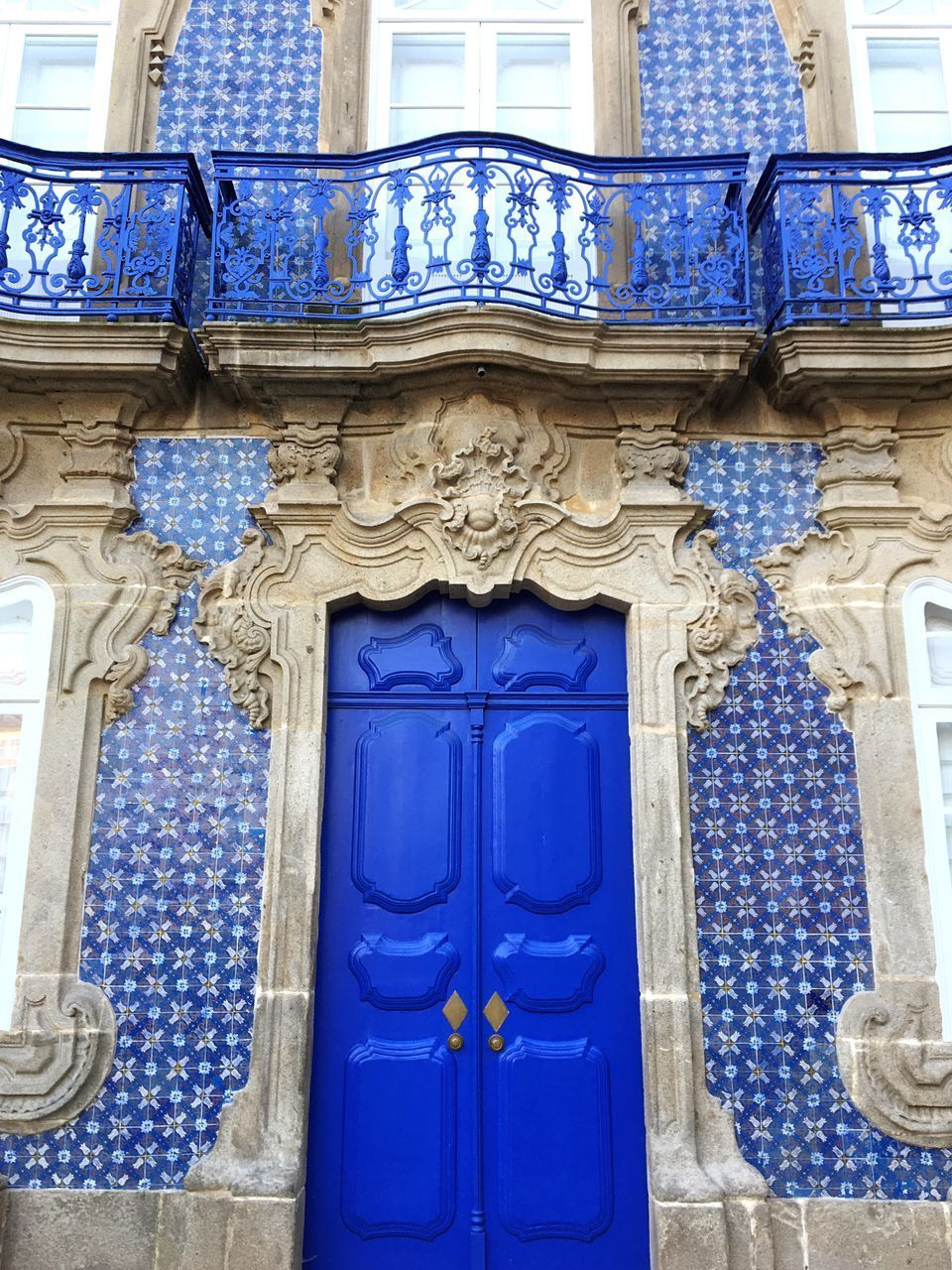blue, door, architecture, built structure, no people, day, close-up, outdoors