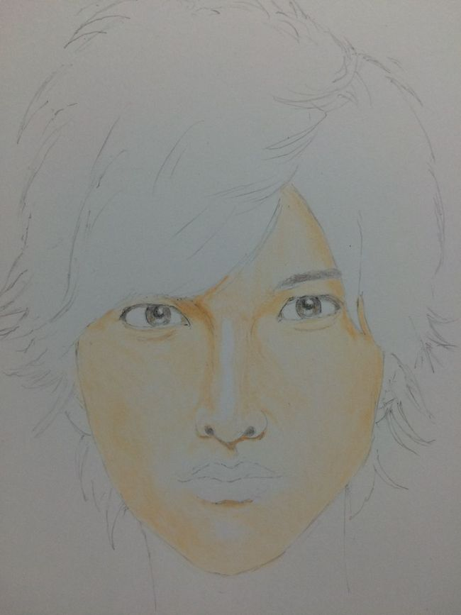 TAKUYA KIMURA✨ 絵 Drawing MyDrawing ArtWork Art, Drawing, Creativity Art 木村拓哉 キムタク SMAP スマップ