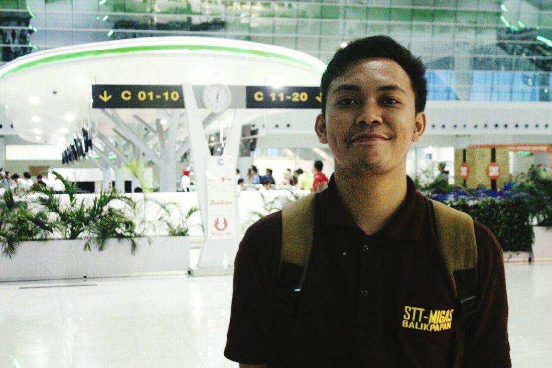KKL 2015 Airport Starting A Trip