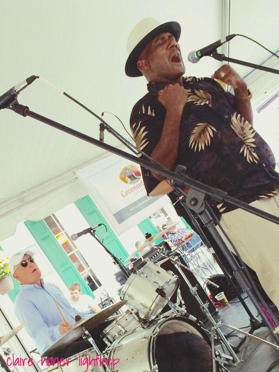 The Doylestown Arts Festival Alabama Sam The Randy Lipincott Band For The Love Of Music