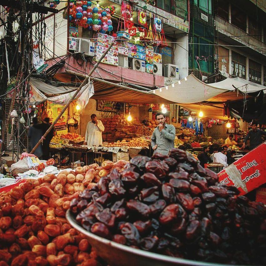 Market Market Stall Food Food And Drink Dried Fruit Dried Food Healthy Eating City Muslim; Islam; Muslim❤️ Ramdan_karem Ramadan Kareem 2017 Pakistanbeautiful Ramadan Iftar Moto X Play Freshness Market