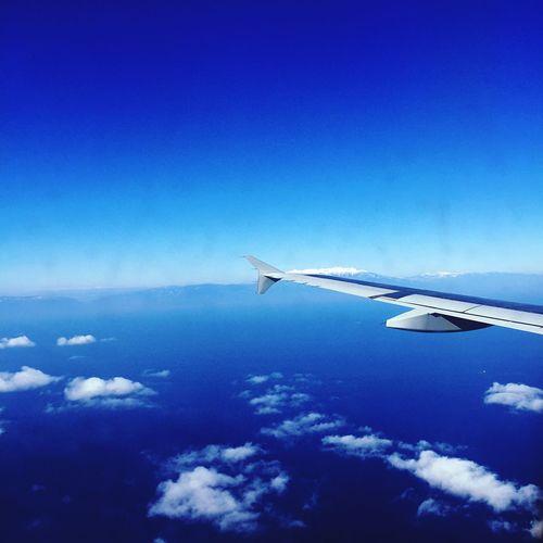 Aegean Airlines Flight ✈️