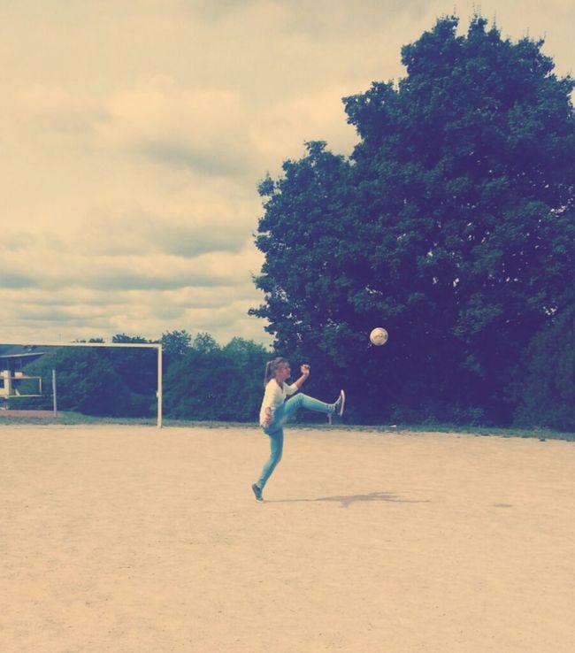 #Football #Fun #Sport #Sun <3 :)