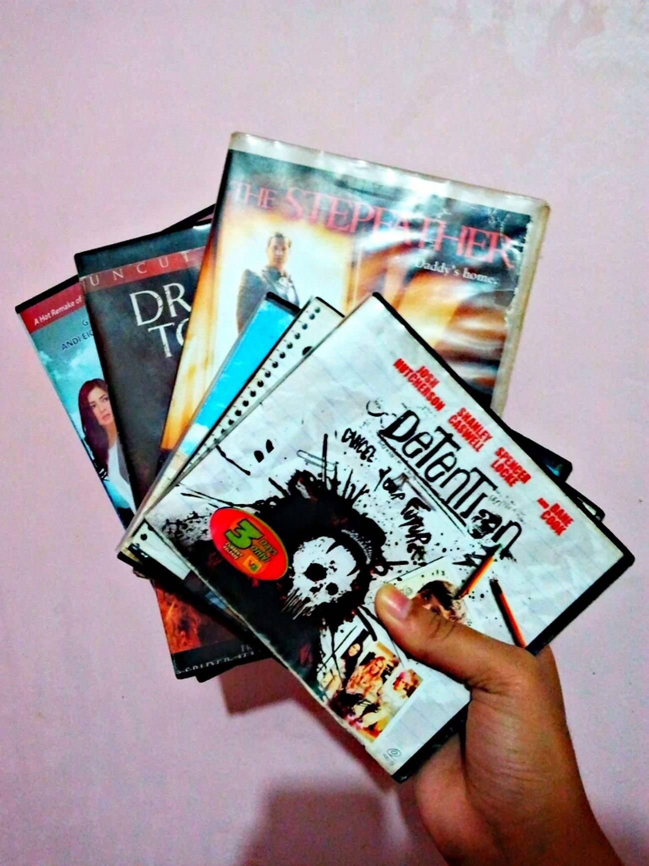 Dvds Moviemrathon Hoe Sleepover ❤