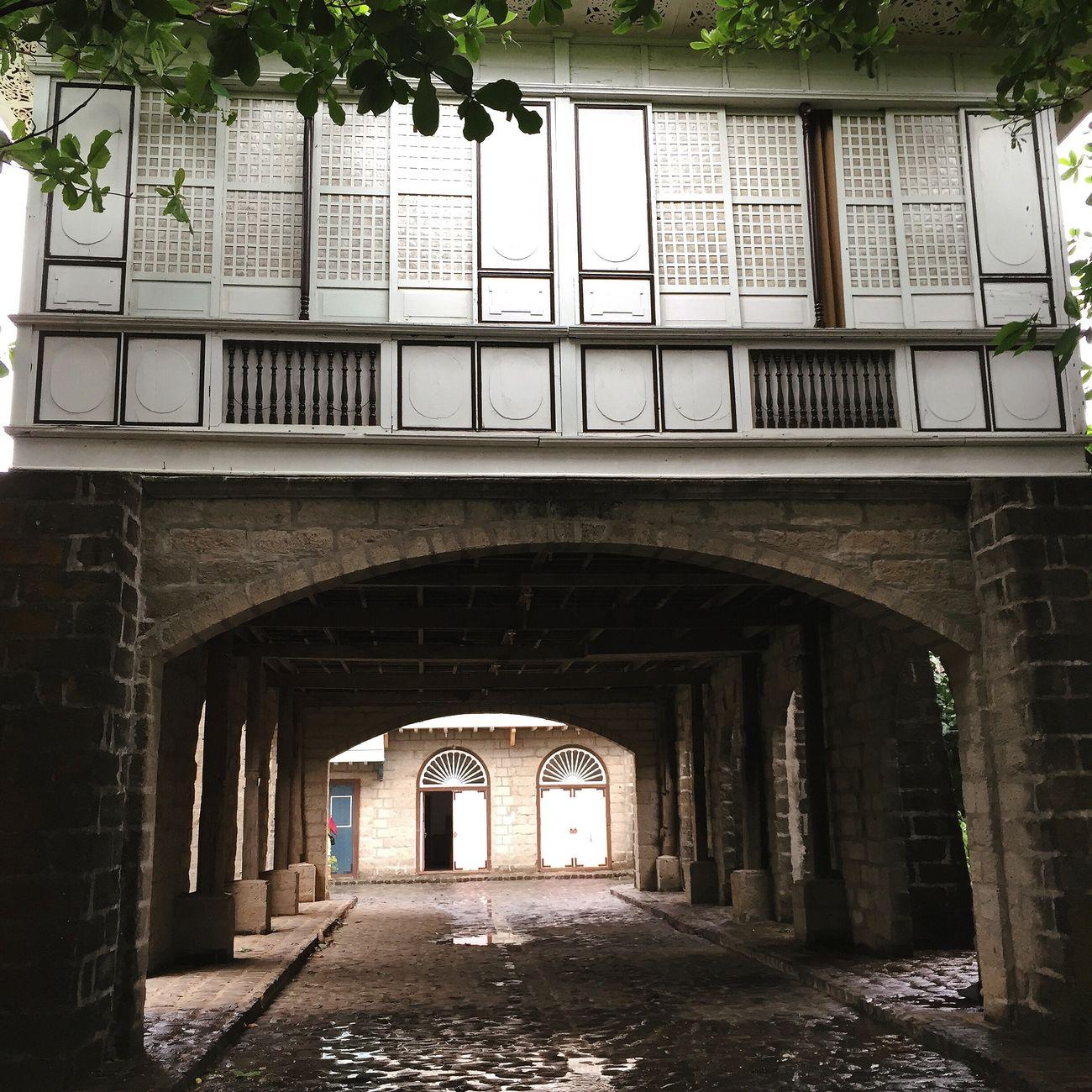 Las Casas Filipinas De Acuzar Architecture Philippines Heritage Houses