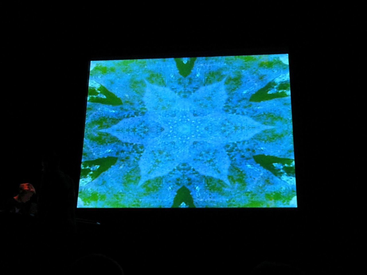 Ulrich Schnauss @ CCA (Visuals by Nat Urazmetova) - Glasgow 22/03/2017 Music Concert Glasgow  Gig German Live Berlin Producer Tangerinedream Multi Colored Cca Downtempo Black Background Backgrounds Idm Ambient Electronic Naturazmetova Visuals Ulrichschnauss Abstract