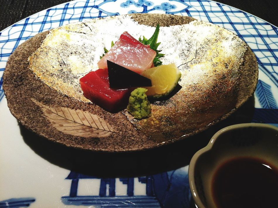 京都府 旅行 食事 Japan Kyouto Traveling Dinner Food Japanese Food Sashimi