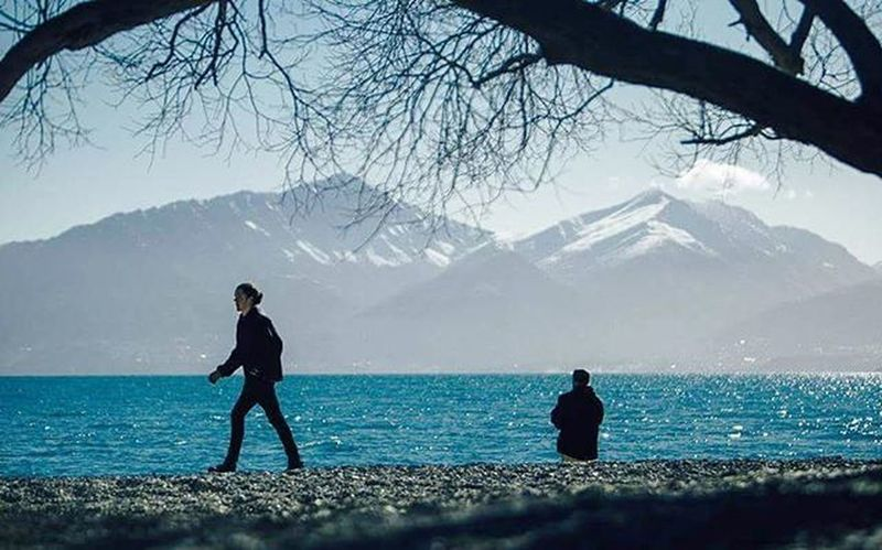 Wakatipu 2/3 ⛅ . . . Discoverearth Liveauthentic Peoplescreative Letsgosomewhere Neverstopexploring  Lifeofadventure Gooutside OutsideIsFree Vscofilm Vscogrid Campvibes Newzealand NZ Snowboarding Remarkables Queenstown Roamtheplanet Awesupply Lonelyplanet