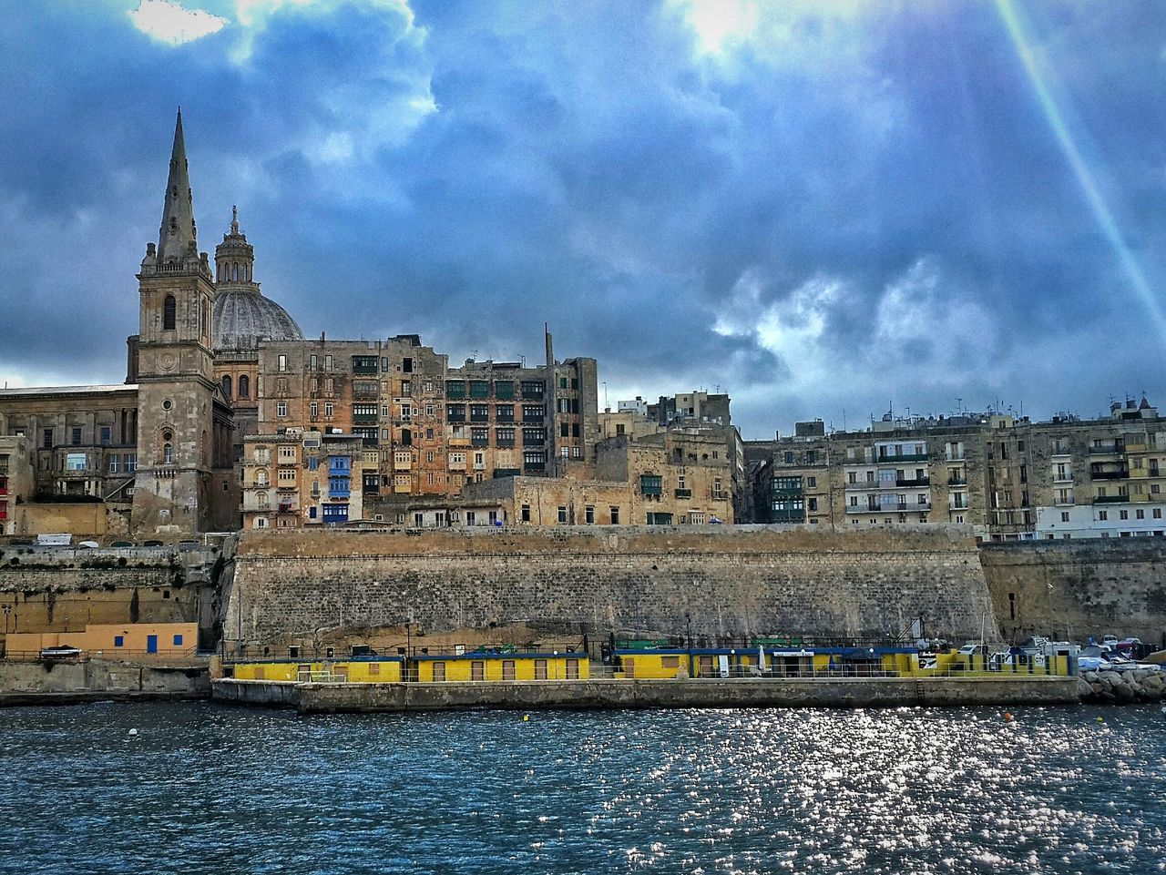 Malta Valetta Travel PhonePhotography Landscape Check This Out Sil EyeEm Gallery Reflection Mobile Photography Eye4photography  Popular Capture The Moment EyeEmFestival15 Getting Inspired Color Portrait Colors Historical Sights Showcase: December EyeEmBestEdits Weather Pro: Your Perfect Weather Shot  Mediterranean  Shades Of Blue Colorsplash My Best Photo 2015