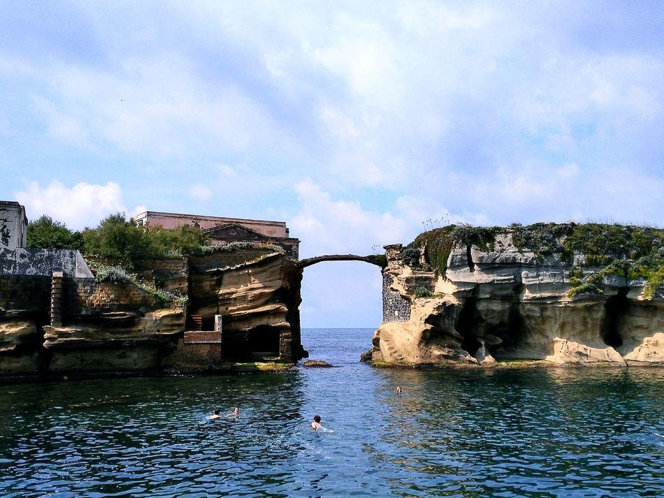 Gaiola... Napoli Napolinascosta Sea Beautiful Nature Sea View Meraviglia Posillipo Gaiola  Beautifull Sky Arte_of_nature Napoli ❤ Naples, Italy