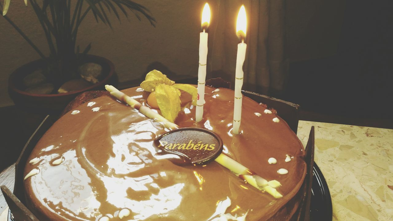 Candle Indoors  Table Flame No People Food Illuminated Close-up Day Happy Birthday Candles Ready-to-eat Happy Birthday Happy Birthday Cake Freshness Unhealthy Eating Temptation Sweet Food Dessert Cake