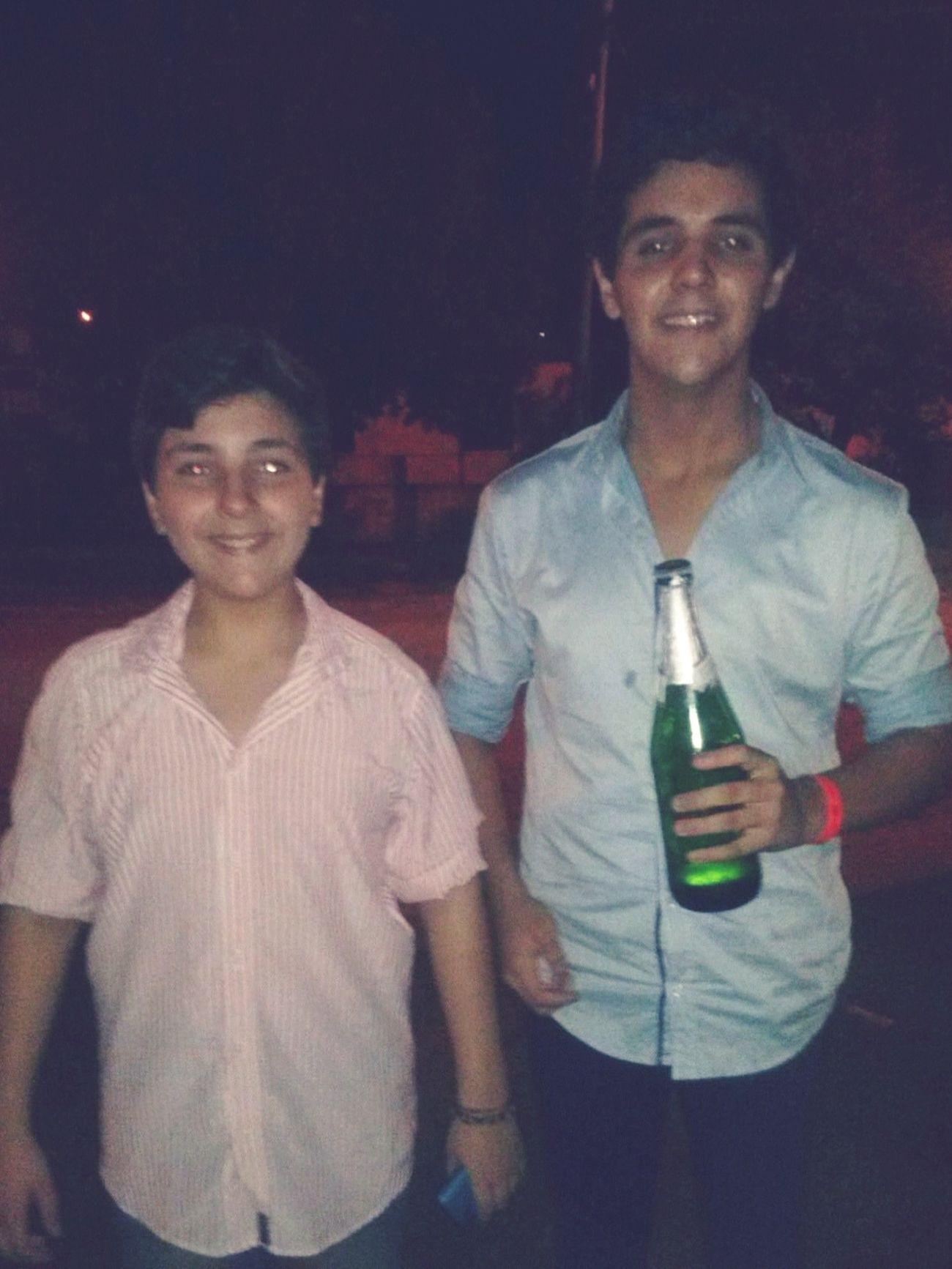 AñoNuevo 2015 Brother