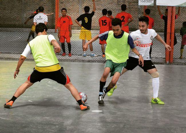 Defense... Sport Futsal Tournament Futsal FutsalTime Futsalindonesia