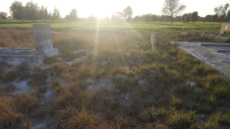 Khushab THAL Tombstones