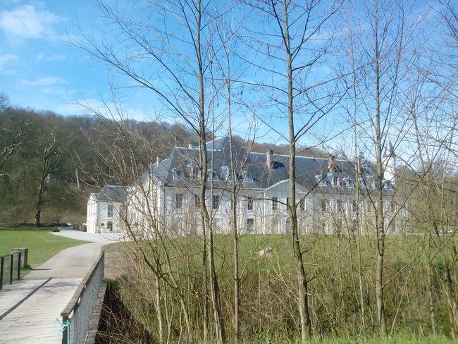 Abbaye de Gruchet le Valasse Normandie