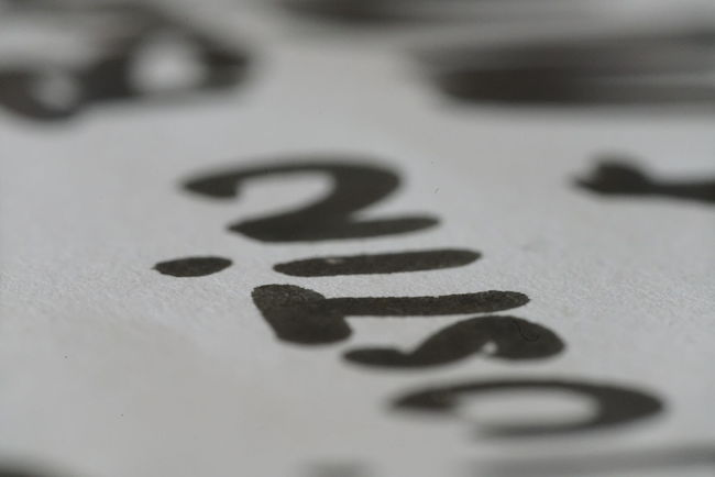 Macro Scritta Samyang 100mm Macro Sony A7rm2 Luca Riva Macro_collection Macro Beauty Carta Scrittura Pennarelli Penna
