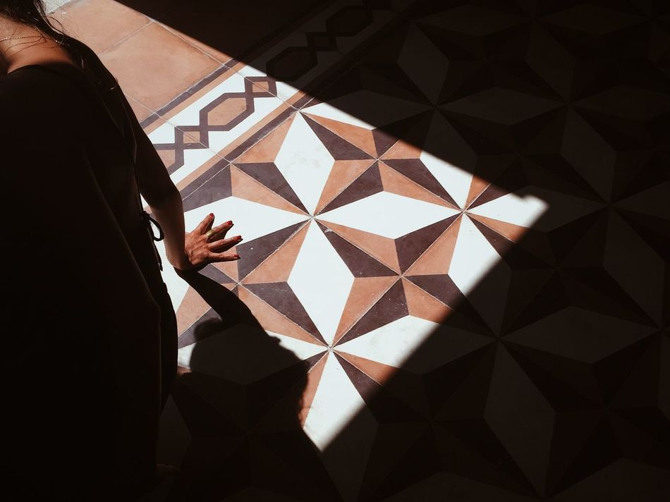 Beautiful stock photos of light, Day, Design, Flooring, High Angle View