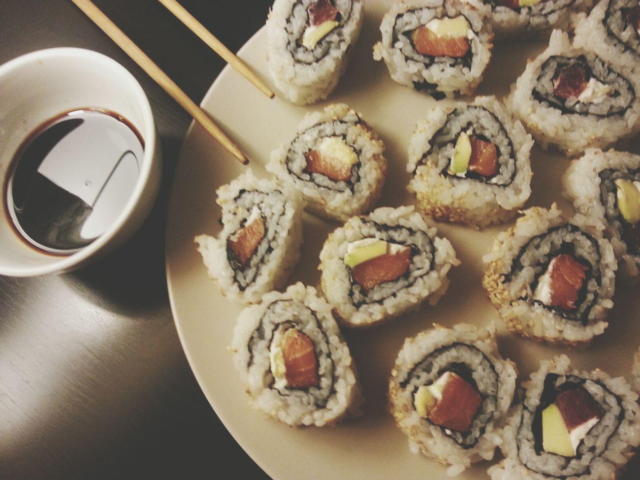 Sushi Sushiporn Eating Sushi Sushi!