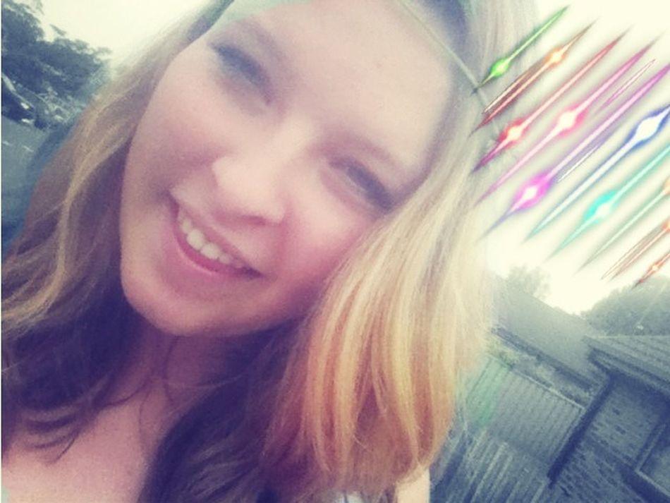 Sunshine perfect selfies