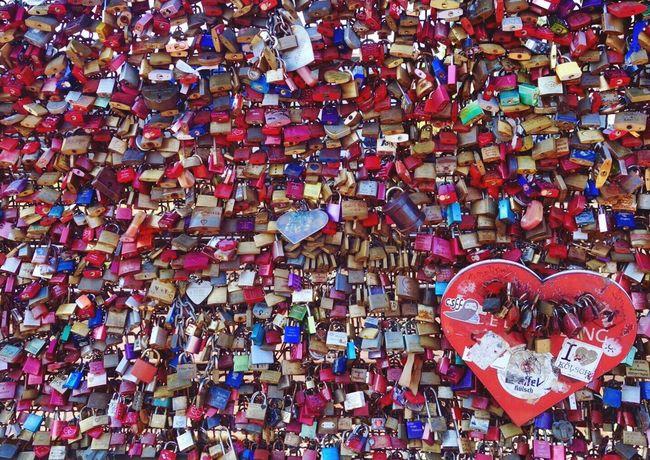 Love Love Locks Love Locks Bridge Cologne Germany Traveling Iamonmywaytoeverywhere Relationship