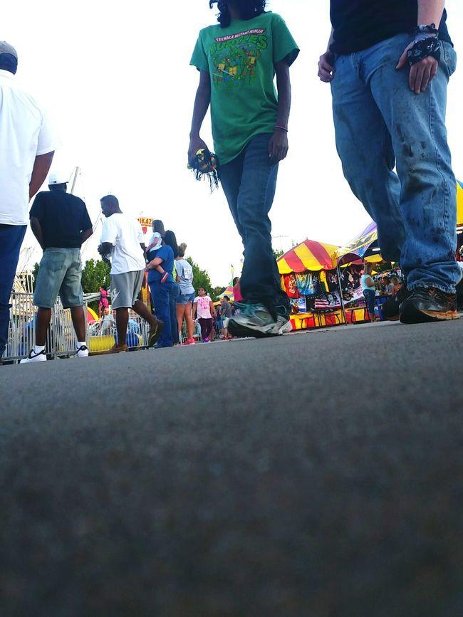 State fair; family fun