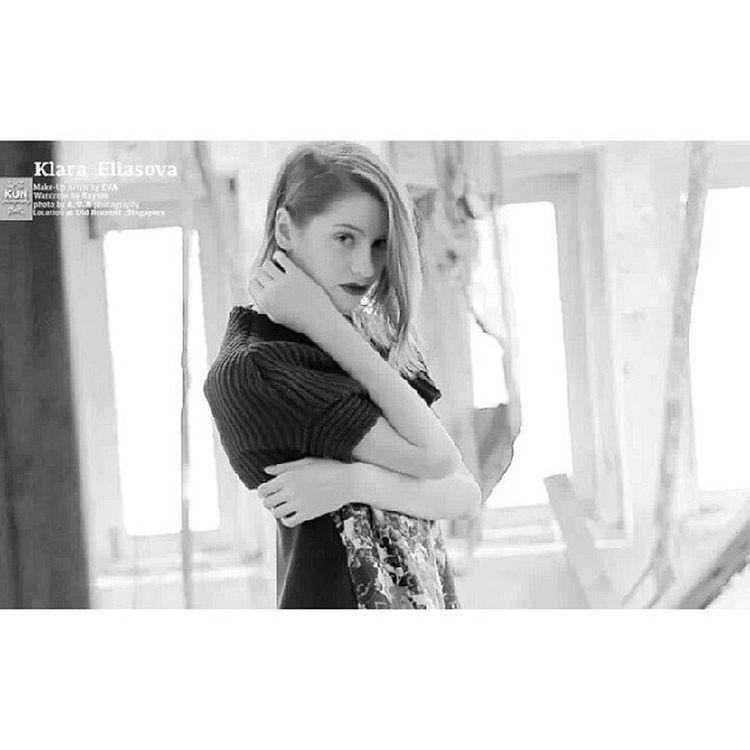 Klara Singapore Photography Photoshoot Instapict instagram black_n_white beautifull bw
