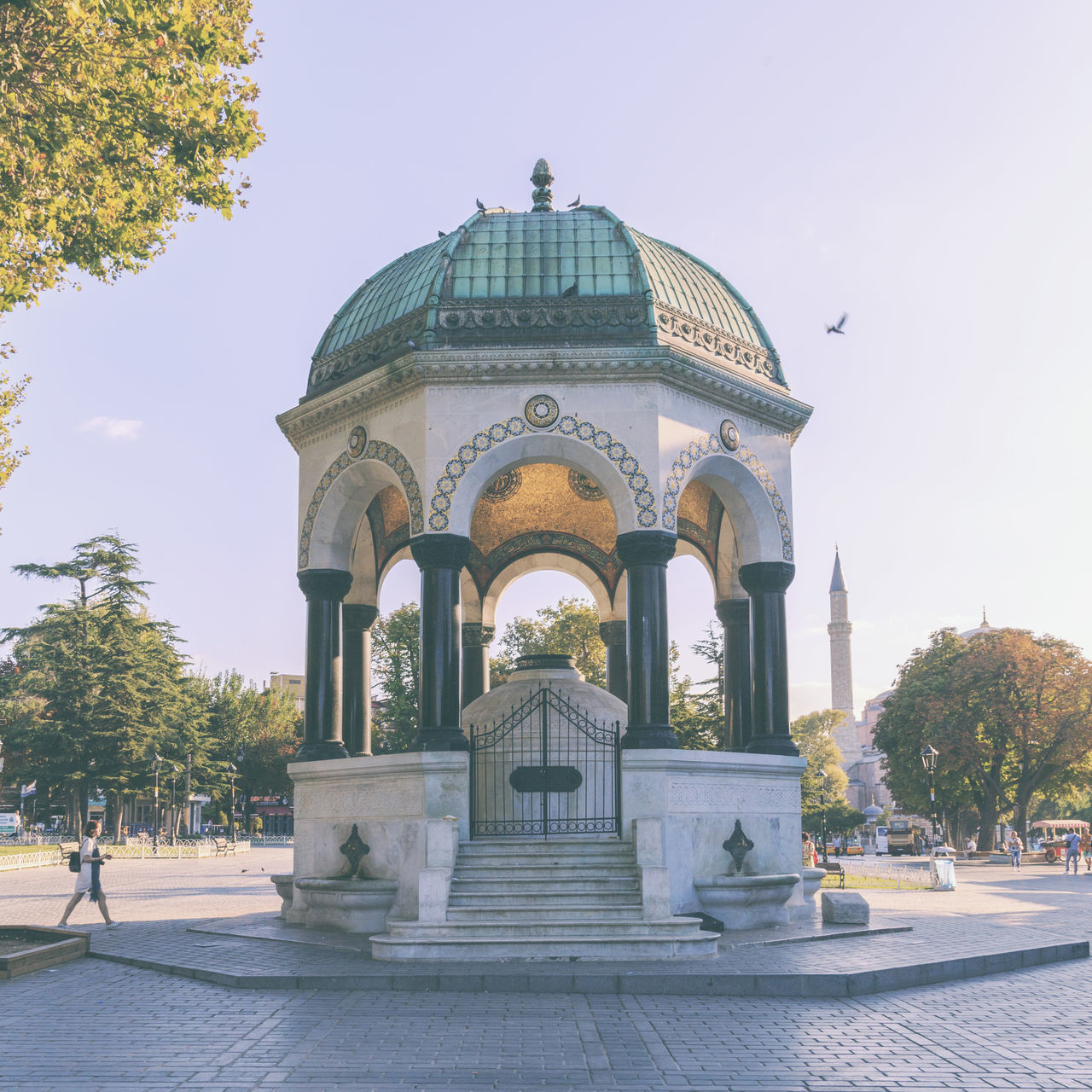 Beautiful stock photos of istanbul, Arch, Architectural Column, Architecture, Built Structure