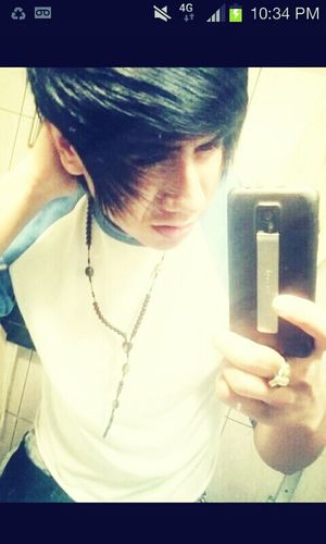 When I Had Long Hair!;D