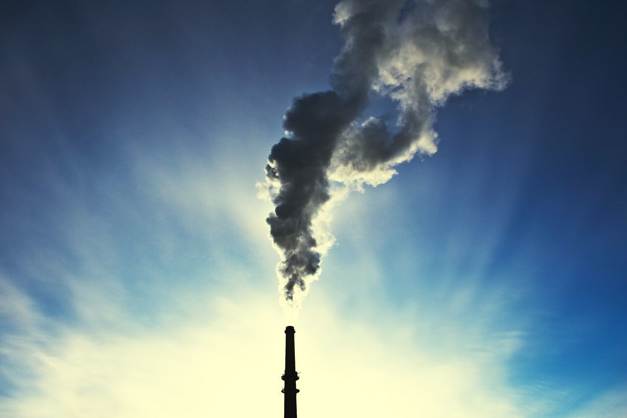 Lock, Stock & Smoking Barrel… Globalwarming Coal Chicago Check This Out Pollution In My World Blue Sky Globaldaily Environment Pilsen Neighborhood