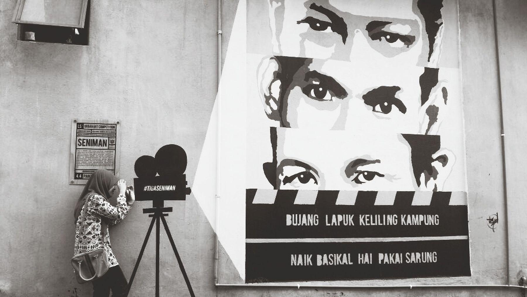 i'm not a producer 🎥 Me, My Camera And I LamanSeni7 Pendekarbujanglapok