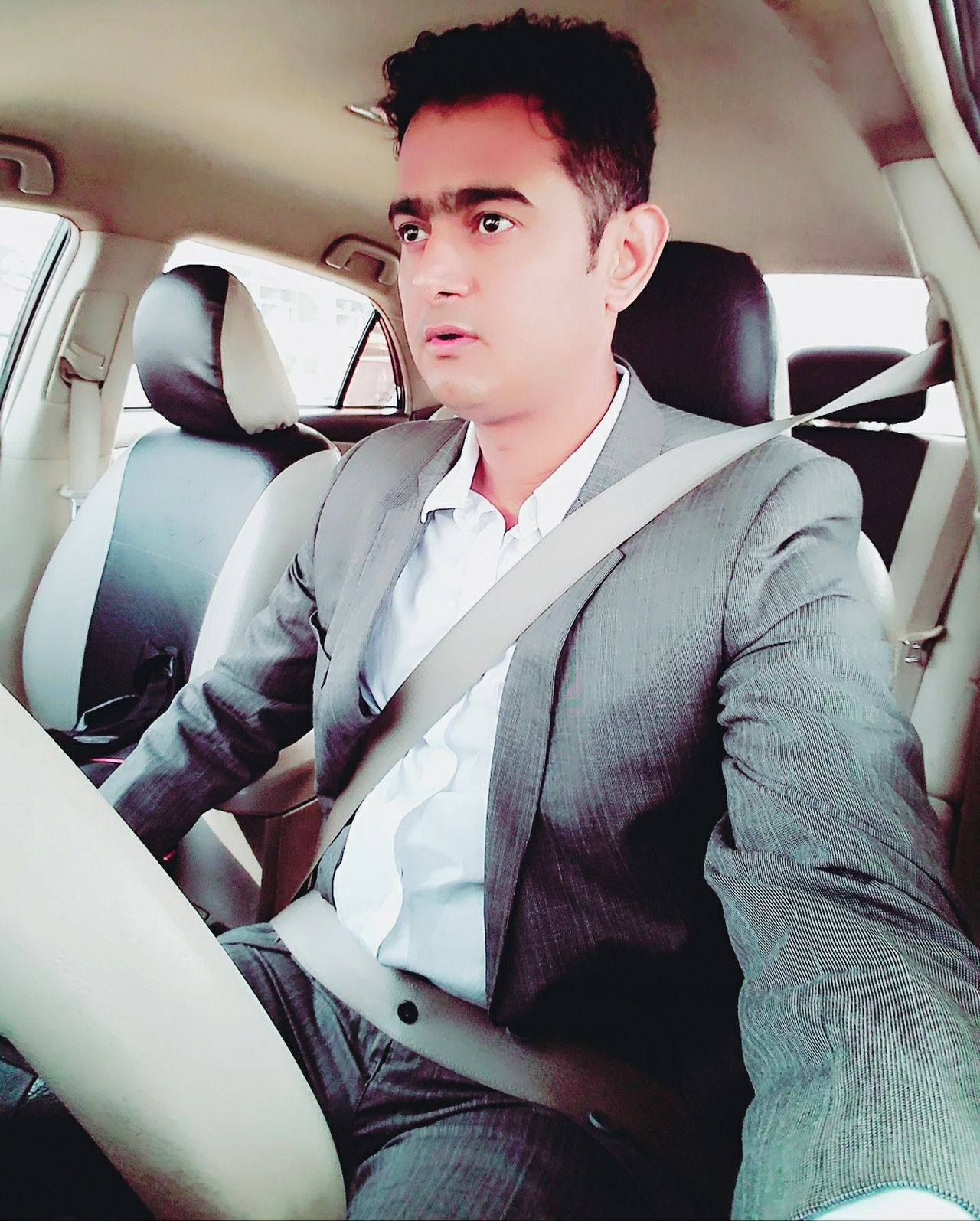 One Person Adult One Man Only Transportation Driving To Work Men Confidence  Sitting Day HERO ThatsMe Man That's Me Hello World Check This Out Cool Its Me Hi Today's Hot Look Lifestyles Pakistan Karachi Business Well-dressed