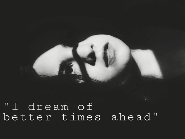 Blackandwhite Dreaming First Eyeem Photo