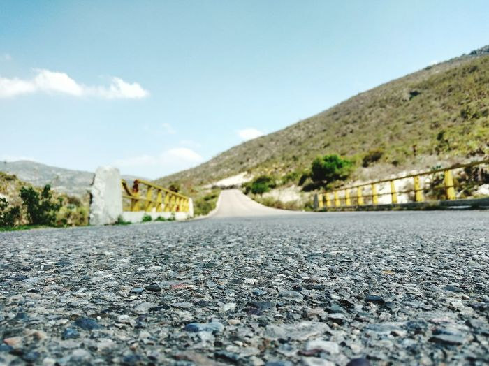 Road Outdoors Day Mountain Sky Clear Sky People Nature