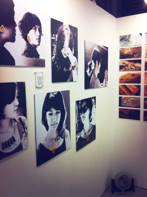 Fantastic exhibition at 台灣設計師週2012 TWDW 2012 by Yang Ethan