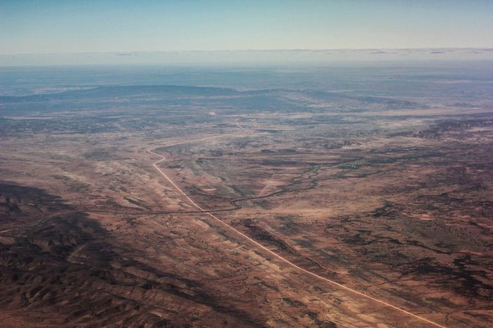 Australian Outback Landscape From An Airplane Window EyeEm Nature Lover