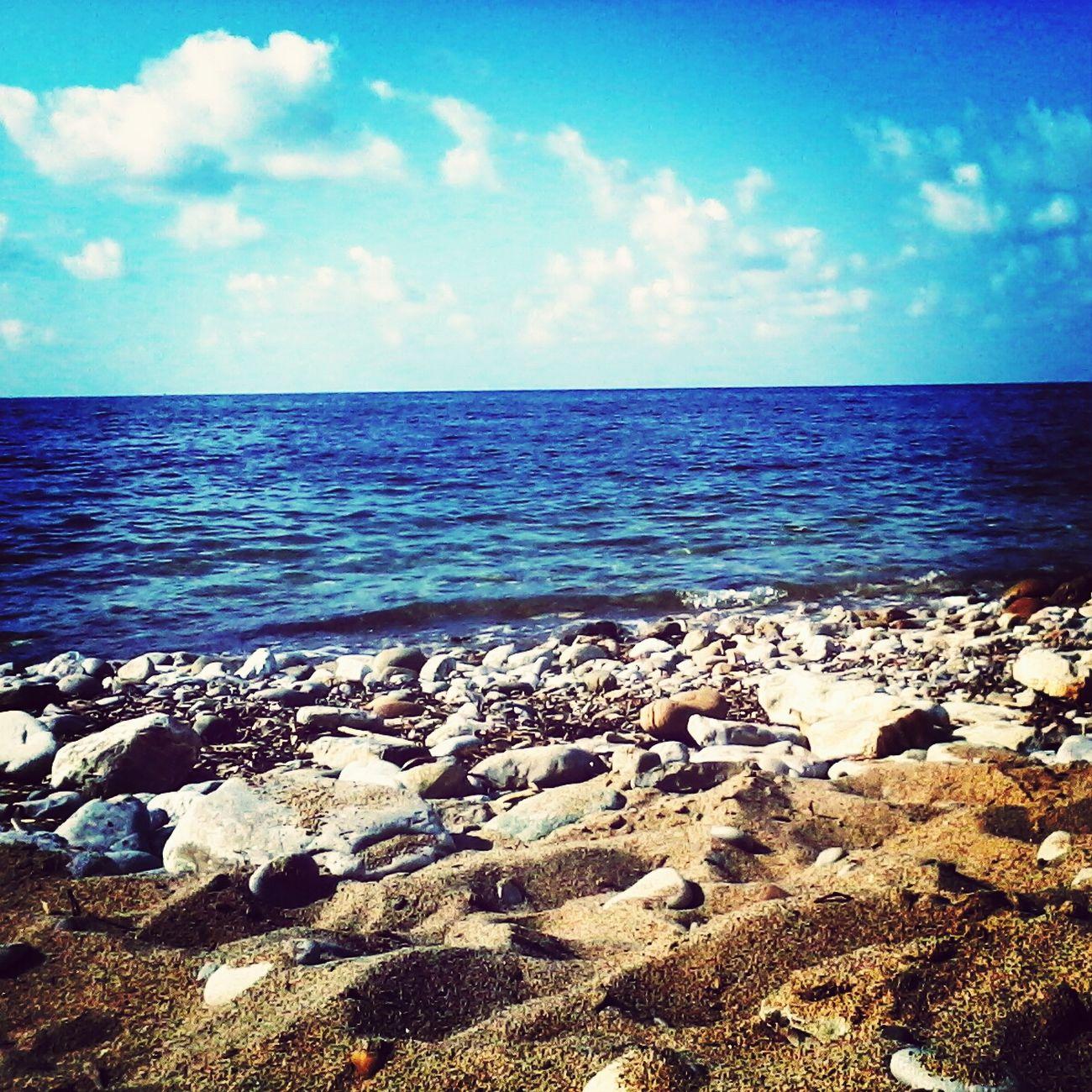 Beach Sea Sky Summer