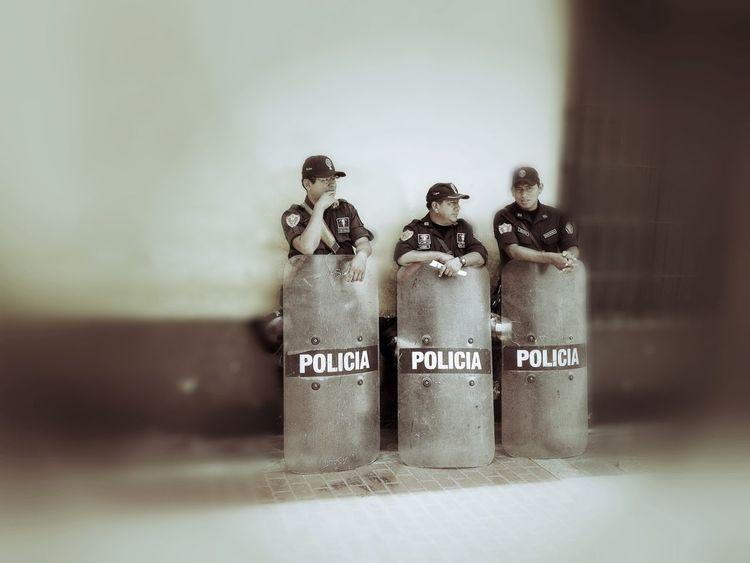 Mob Fiction NEM Street Cops Waiting For Some Disturbance