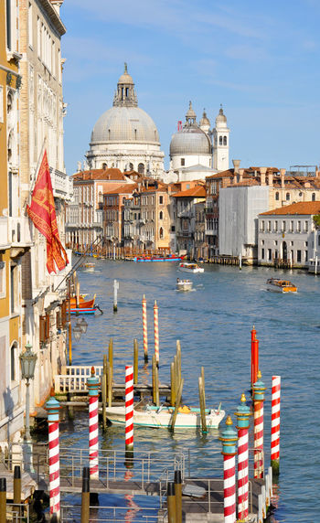 Venice view Architecture Architecture Architecture_collection Boat Building Exterior Built Structure Canal Canal,city, Colour Of LifeCity City Life Colorful Day Enjoying Life Europe Italy Outdoors Travel Travel Destinations Traveling Trip Vacation Vacations View Water