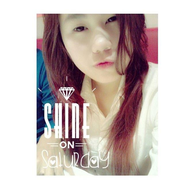 Saigon days :') Em đã được giải thoát. Trông em thật là B ánhbèo :)))) Monkeyandpuppi Ootd Shineon