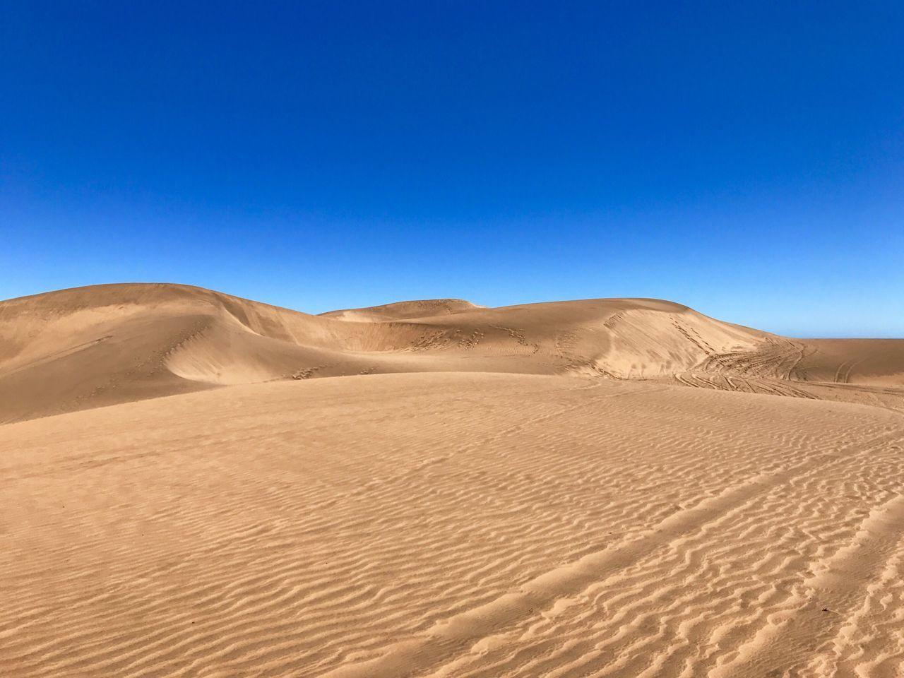 Sand Sand Dune Everywhere