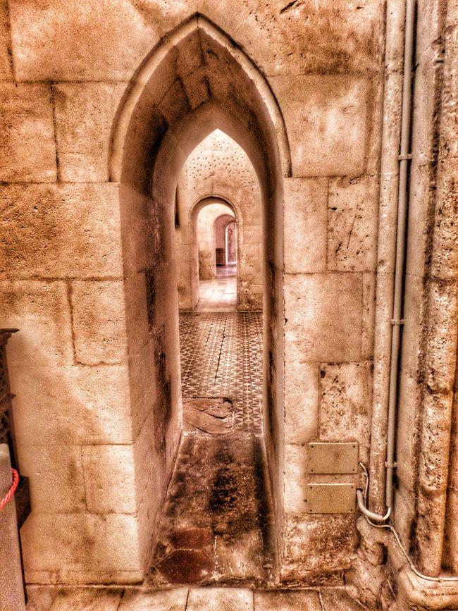 Architecture Architectural Detail Arch Gothic Arches Ciutadella (menorca) Ciutadella