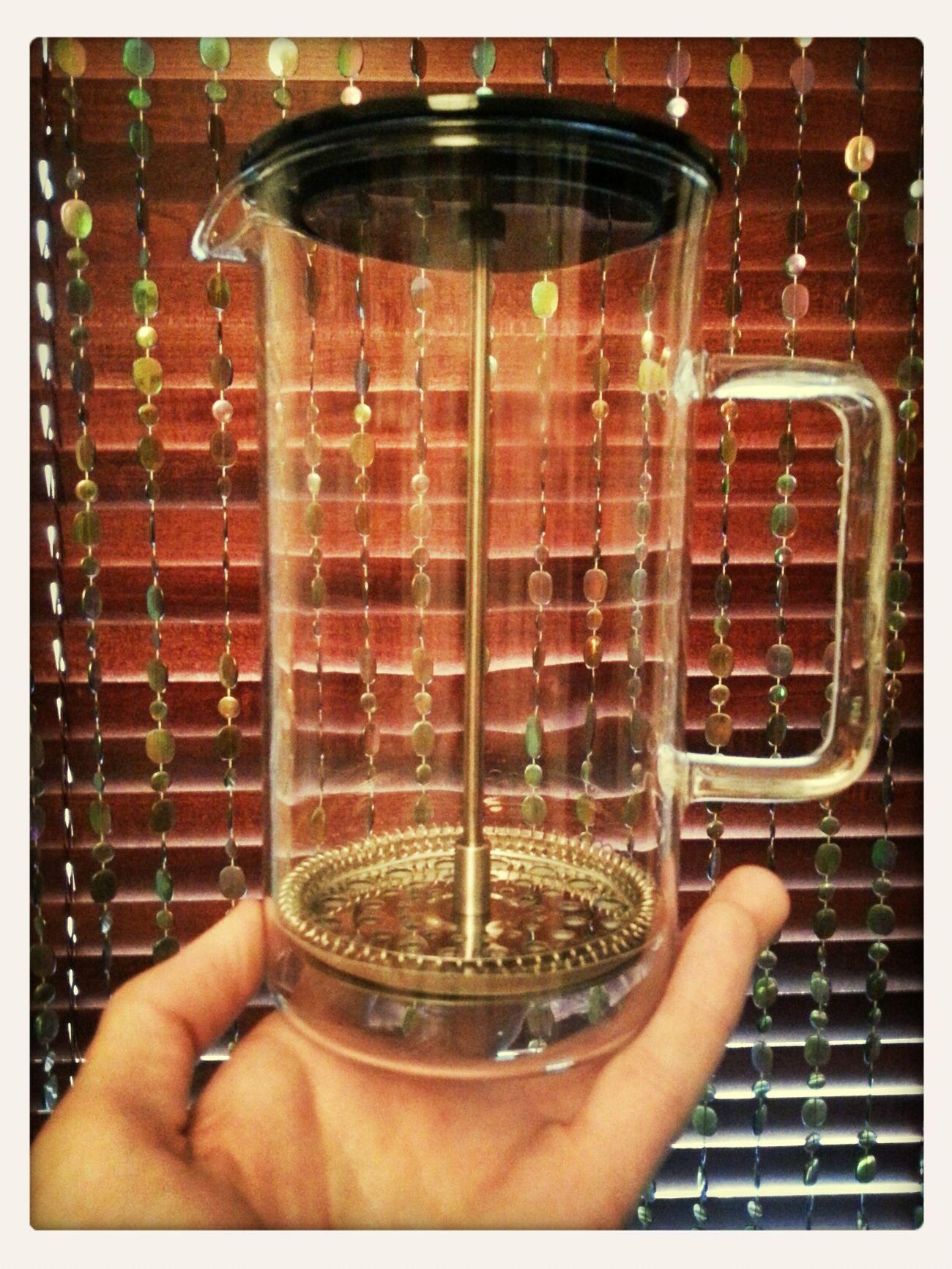 meine neue Kaffeemaschine. I Love it :)