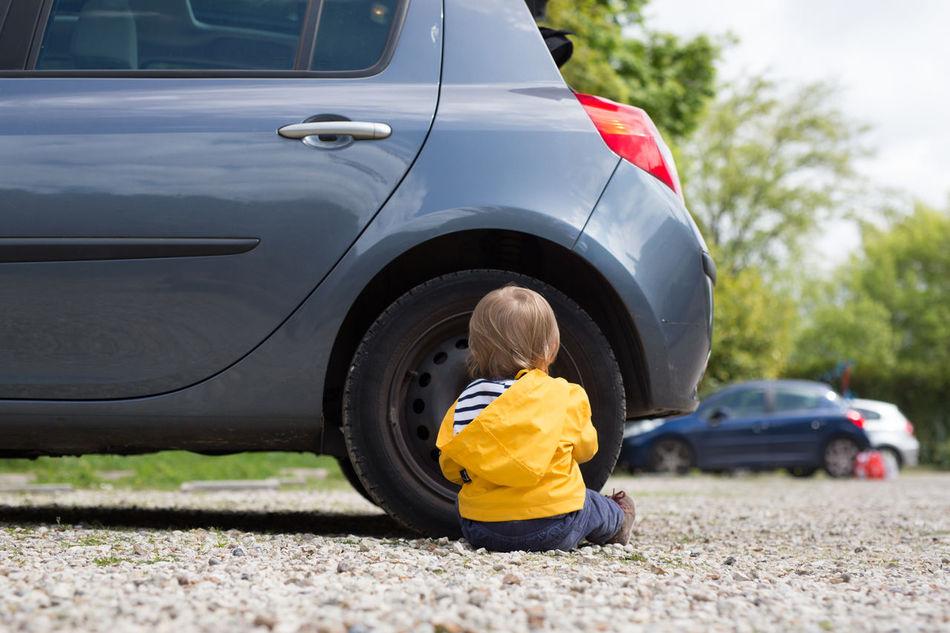 Mon fils ... Clio Renaultclio Renault Bebe Pâques2017