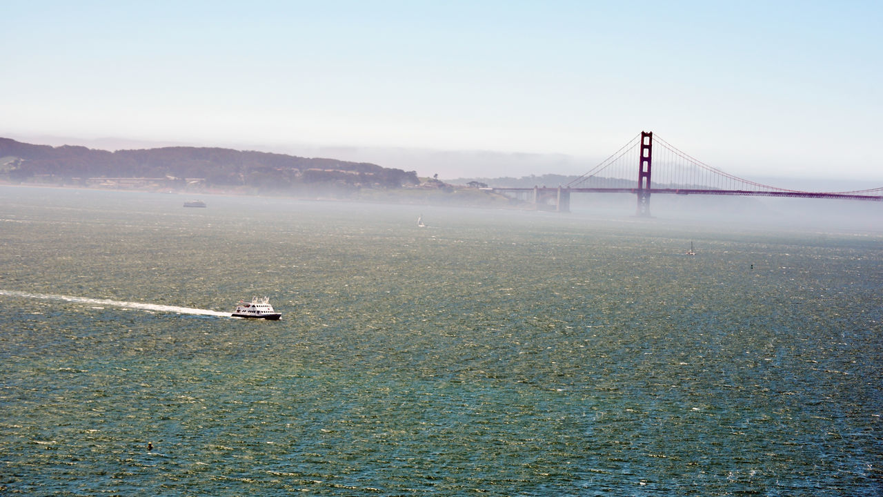 Golden Gate Bridge From Angel Island 4 Golden Gate Bridge Fog San Francisco Bay Eastern Tower Bridge Architecture Bridge Arch Fort Point Lighthouse Bridge Span Ferrys Nature Beauty In Nature Nature Collection Sailboats Presidio Of San Francisco Bayview Landscape_Collection Landscape_photography View From Angel Island Scenic Lookout