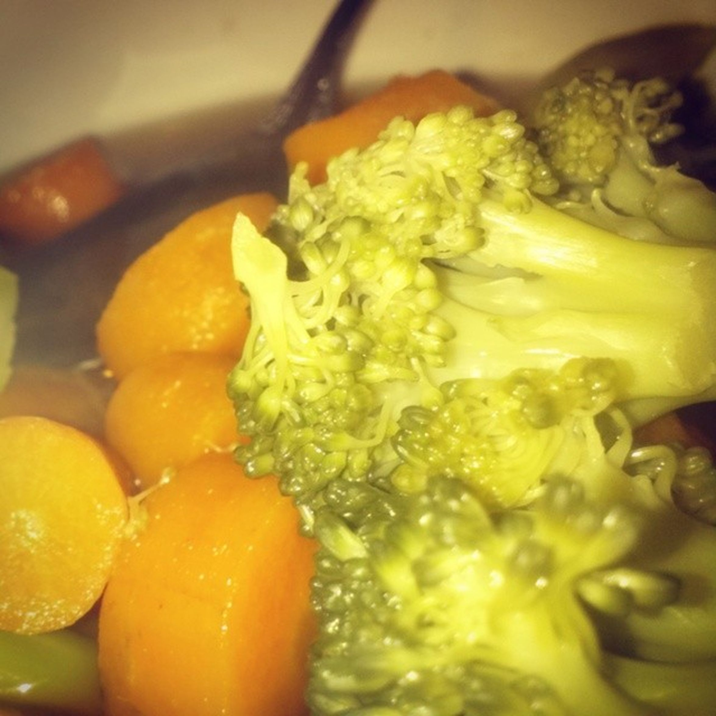 Dinner of champions ! VeggieSoup